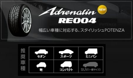 POTENZA Adrenalin RE004